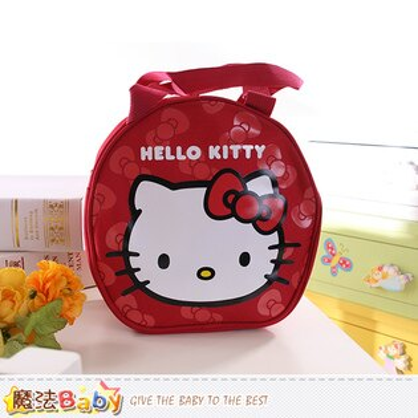 Hello Kitty授權正版便當袋 魔法Baby~f0169
