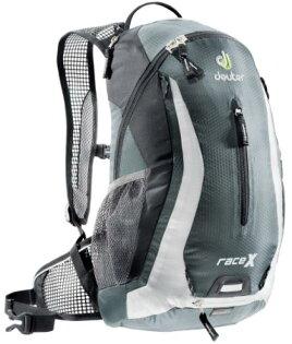 【露營趣】中和 送贈品 德國 deuter Race X 12L 自行車背包 單車背包 登山包 水袋背包 32123