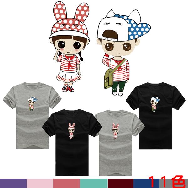 ◆ 出貨◆T恤.情侶裝.班服.MIT 製. 配對情侶裝.客製化.純棉短T. 同堂 之 紅白