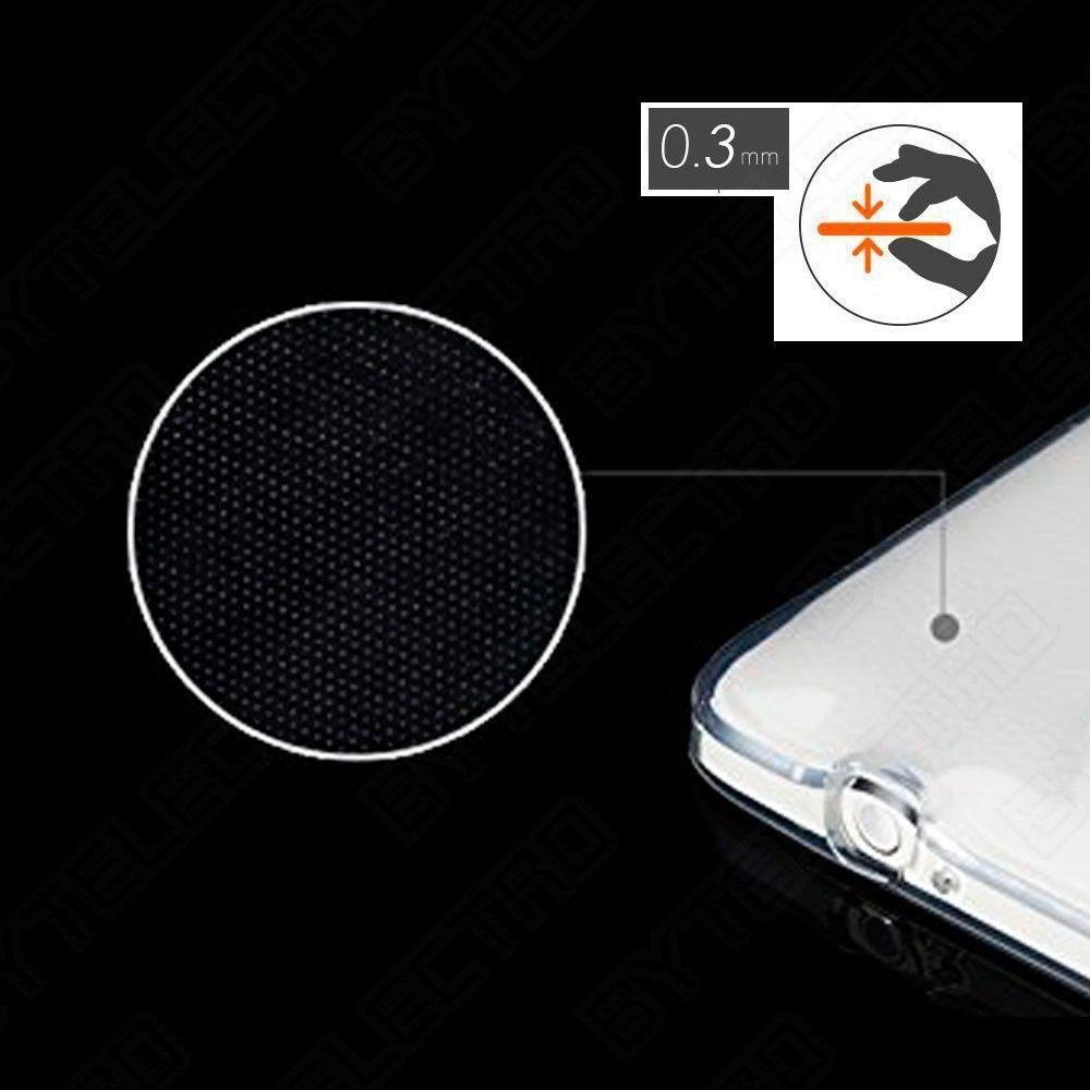 Funda Gel TPU SLIM 100% Transparente SAMSUNG GALAXY GRAND i9080/i9082 + Cristal Templado 2
