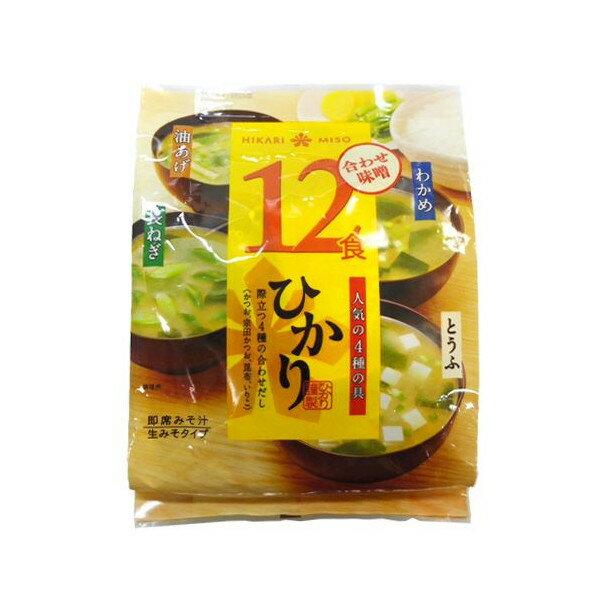HIKARI 12食味增-綜合 198g - 限時優惠好康折扣