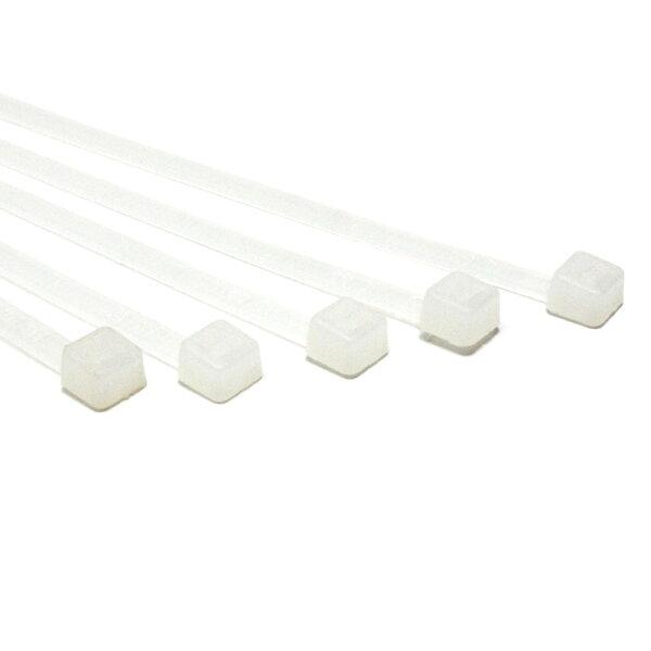 群加 Powersync 束線帶 150mm【電線理線收納】/ 白色 50入(CT-15W)