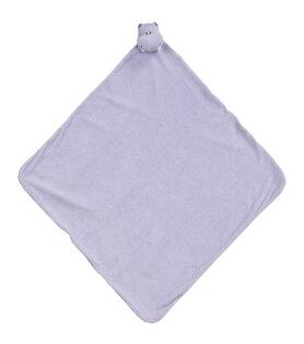 【美國 Angel Dear】動物嬰兒安撫午睡毯/睡袋/被子/毛毯 ─ 紫河馬