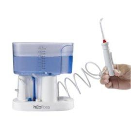 *╯新風尚潮流╭* h2o 脈衝式 沖牙機 每分鐘衝擊1200次 隨地充分享受口齒清新 HF-7