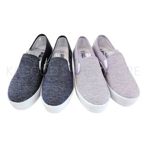 ARRIBA 艾樂跑 AB7093 厚底 休閒鞋 懶人鞋 女鞋