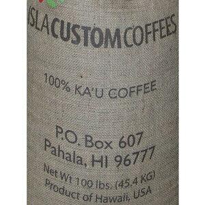 夏威夷卡霧鐵比卡咖啡豆半磅裝,[嵐山咖啡烘焙專家] 北市典藏咖啡館30多年專業在台烘焙!