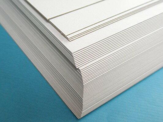 全開表皮紙 400磅厚紙板 表面紙 封面紙 白銅紙(雙面白)/一包20張入{定50}