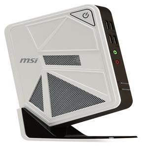 微星 DC111-078XTW-W10374GXXDXX 迷你電腦intel 1037U/DDR3 1333 4G/128G SSD/FreeDOS