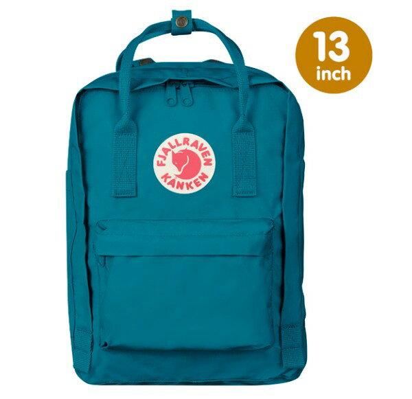 瑞典 FJALLRAVEN KANKEN laptop 13inch 539湖水藍 小狐狸包 1