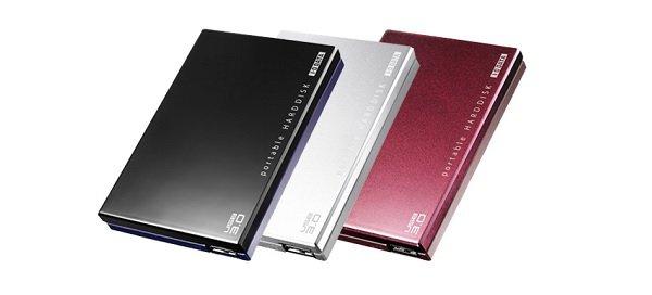 ★綠G能★全新★I-O DATA HDPC-CUT1.0BR 1TB USB3.0超高速行動硬碟 復古紅