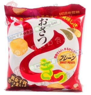 味覺原味黃薯片(甜味)65g【4970694246984】