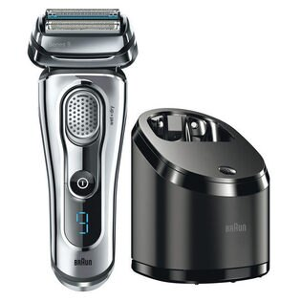 BRAUN 德國百靈 9090cc 9系列音波電鬍刀★回函送電動牙刷組(不挑色)★
