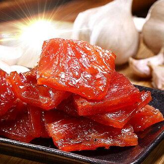 條子豬肉乾+檸檬豬肉絲+蒜一口豬肉乾