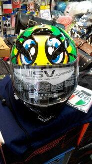 「台中富源」現貨!免運!agv K3 SV烏龜帽 tartaruga top 安全帽 全罩 半罩 進口帽 Rossi 亞洲版