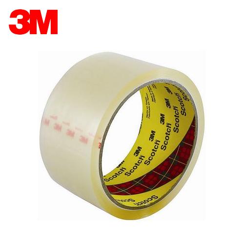 "3M 透明膠帶 ( 48mm x 40y ) #3036 封箱膠帶 2""封口膠帶 OPP膠帶"