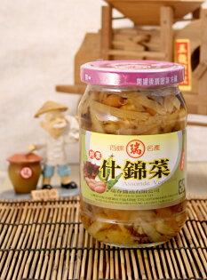 【瑞春醬油】什錦菜