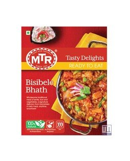 Mtr Bisibele Bhath  印度扁豆燴飯即食調理包