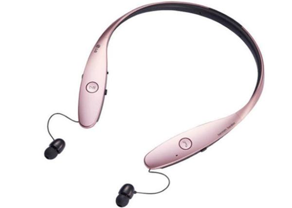 LG TONE INFINIM™ HBS-900 ( 粉 / 紅 ) 頂級藍牙立體聲耳機