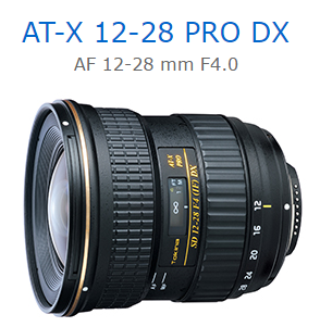 送蔡司拭鏡紙 Tokina AT-X 12-28 PRO DX AF 12-28 mm F4.0 立福公司貨