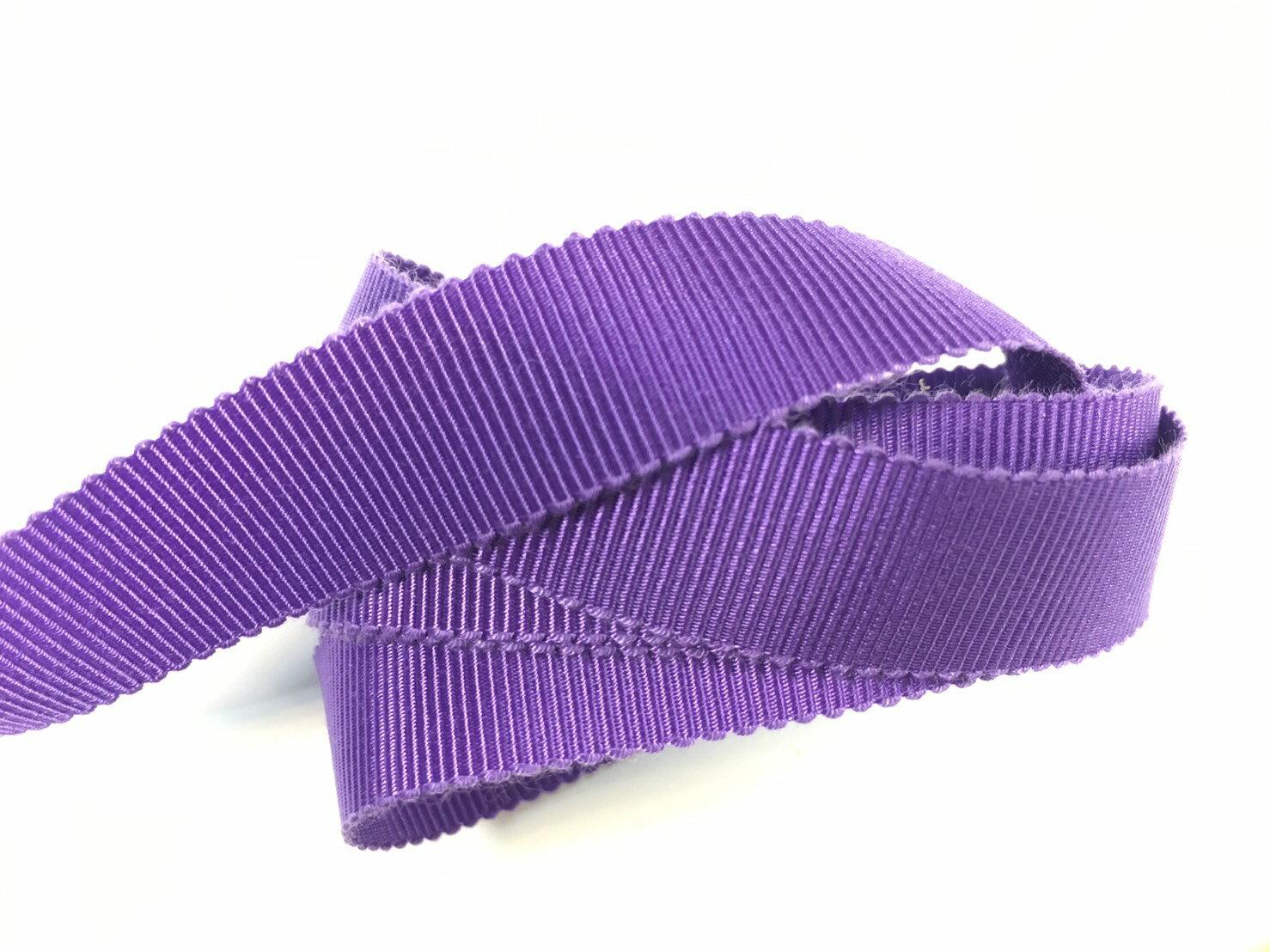 迴紋帶 羅紋緞帶 10mm 3碼 (22色) 日本製造台灣包裝 4