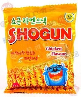 韓國SHOGUN怪獸脆雞汁點心麵20g【8997024180363】