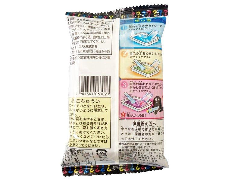 有樂町進口食品 日本進口 手做神奇DIY變味糖27g 4901361063023 1