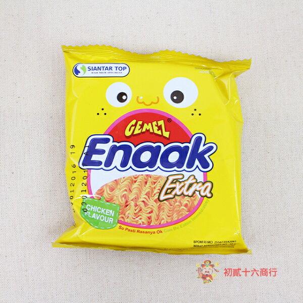 【0216零食會社】Enaak-炸雞風味點心麵(較大包裝)