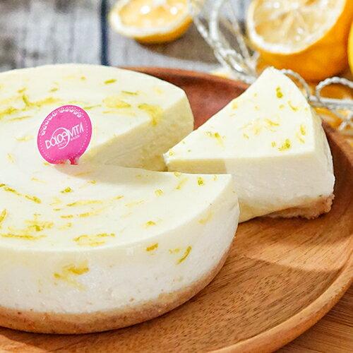 六吋【多茄米拉★阿帕起司-原味清檸重乳酪蛋糕】微微檸檬清香!!新鮮酸甜滋味搭配乳酪超濃郁奶香!最經濟實惠老少咸宜!#團購美食 0