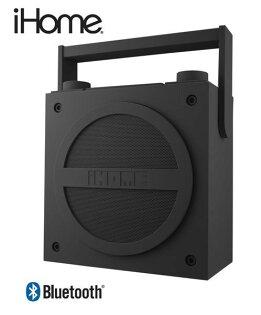 [NOVA成功3C]iHome iBT4 藍牙無線可充電內置揚聲器 復古 FM收音機 內建充電電池 喔!看呢來