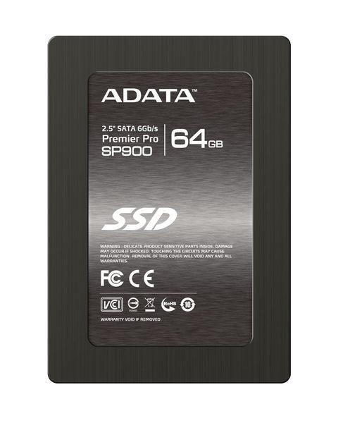 威剛 ADATA Premier Pro SP900 64G 2.5吋 SATAIII 固態硬碟 讀550/S寫505/S [天天3C]