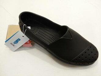 Native Shoes- Verona水手鞋- 黑身灰底 JfyBlk/DblGry (1098)
