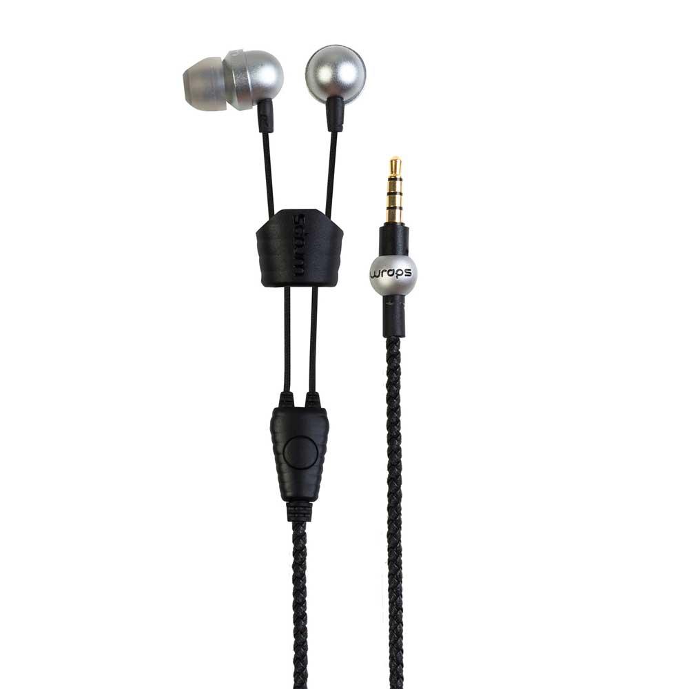Wraps【Core】時尚金屬系手環耳機 2