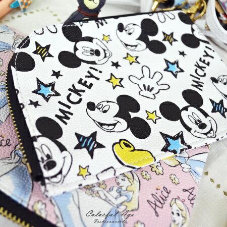 掛頸包 正版迪士尼Disney系列 柒彩年代【NS18】單個 - 限時優惠好康折扣