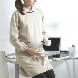 六甲村 - 健康防護長袖圍裙 F 0