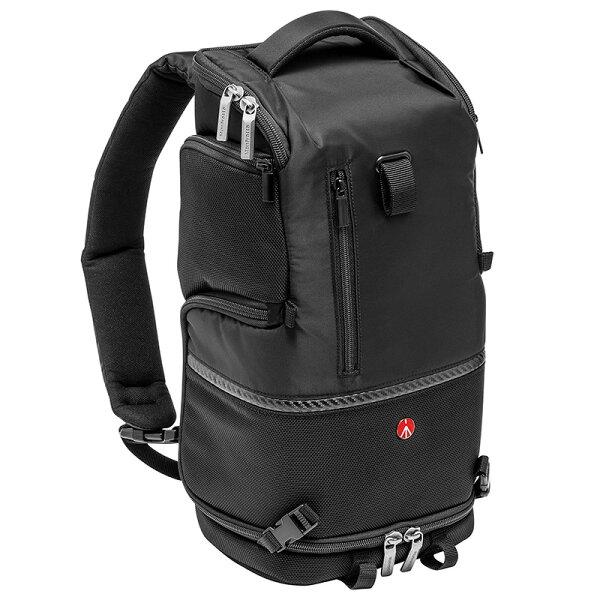 ◎相機專家◎ Manfrotto Tri Backpack S 專業級三合一斜肩後背 MB MA-BP-TS 正成公司貨