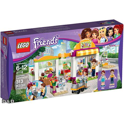 樂高積木LEGO~ LT41118 ~2016 年 Friends 姊妹淘系列 ~ 心湖城