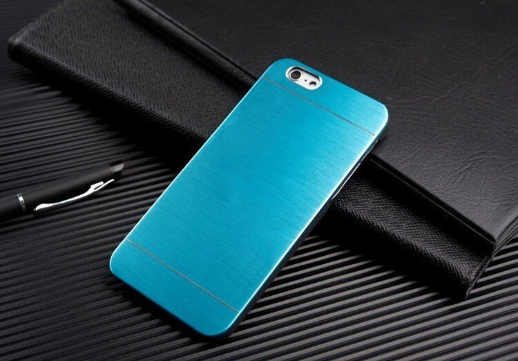 Funda Caercasa Aluminio iPhone 6 4,7 Pulgadas Calidad Premium 7