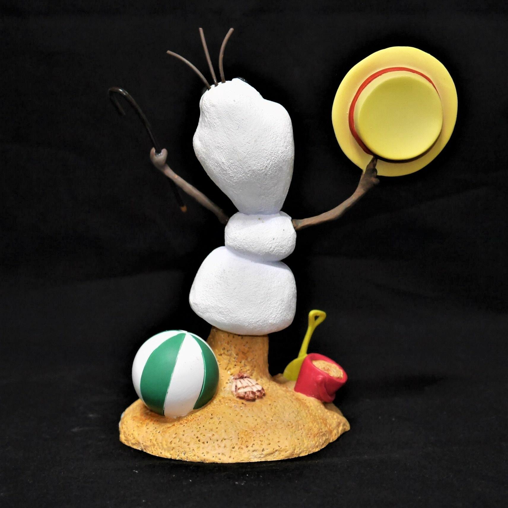 冰雪奇緣雪寶*精品/裝飾/擺飾/玩具《美國Enesco精品,迪士尼典藏超精美人偶》【曉風】 2