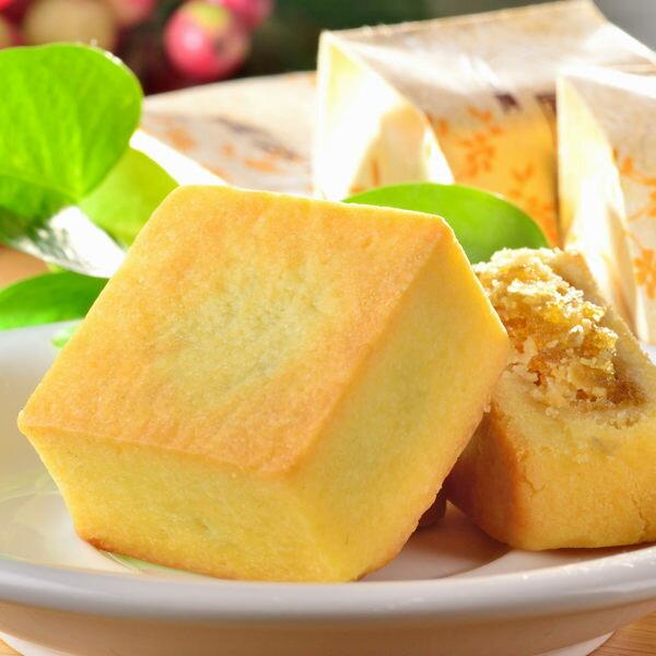 ~艾波索‧黃金鳳梨酥6入~ 紫羅蘭小麥粉和比利時天然發酵奶油,純 製作的香酥濃郁酥皮, 的