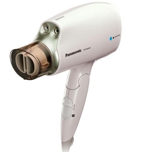 Panasonic 國際 EH-NA45-W 奈米水離子吹風機 3段溫度 白色