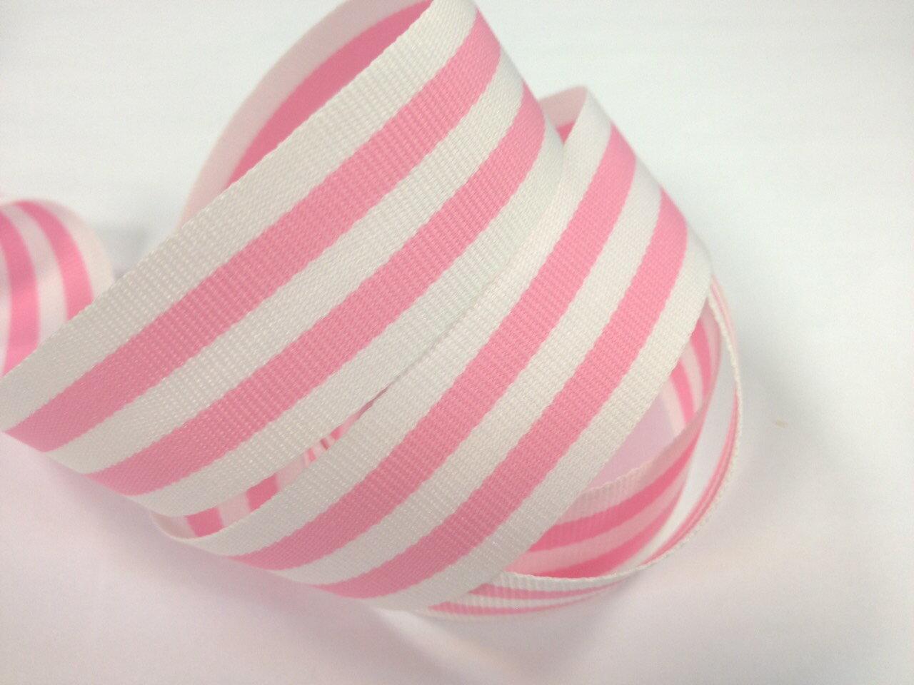 單色條紋平織帶-10mm(七色) 0