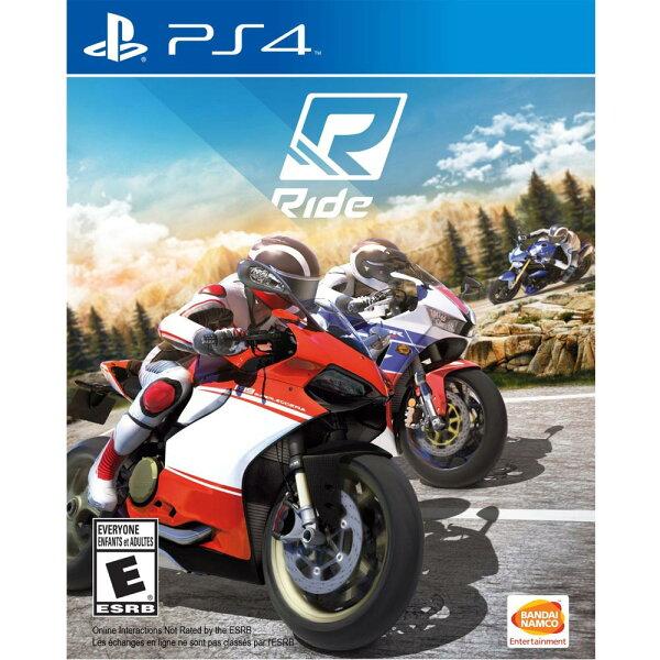 PS4 Ride 極速騎行 英文美版