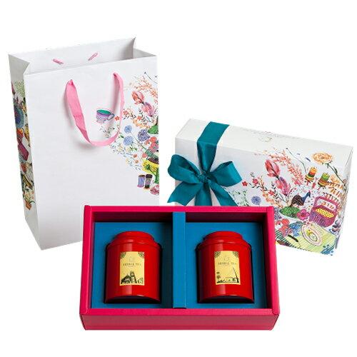 《雪文洋行》複方花草茶系列~好日子花草茶繪禮盒