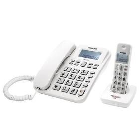 旺德數位無線電話 白 WONDER WD-9102D 2.4G高頻數位無線電話