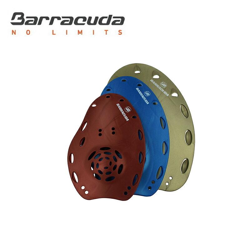 美國巴洛酷達Barracuda訓練用人體工學金屬色澤掌拍 0