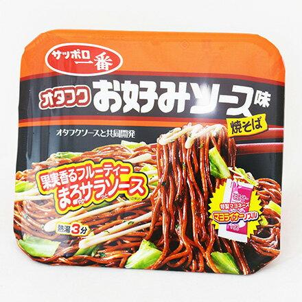 [敵富朗超市]Sanyo食品 Otafuku好燒醬炒麵 1