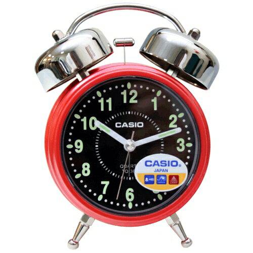 Reloj despertador casio analógico tq-362-4a 0