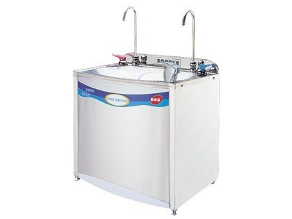 勾管落地式冰熱飲水機BD-2095