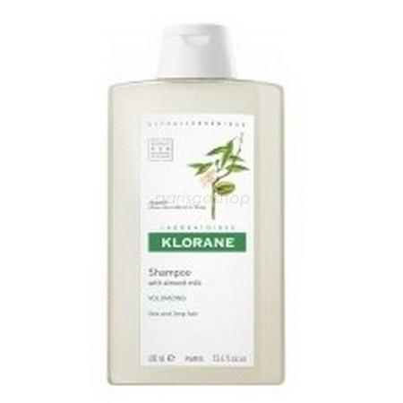 Klorane 蔻蘿蘭甜扁桃豐盈洗髮精 400 ML【巴黎好購】 - 限時優惠好康折扣