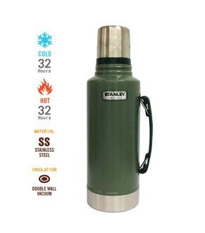 Stanley 美國 | 經典真空保溫瓶1.9L | 秀山莊(1001289)